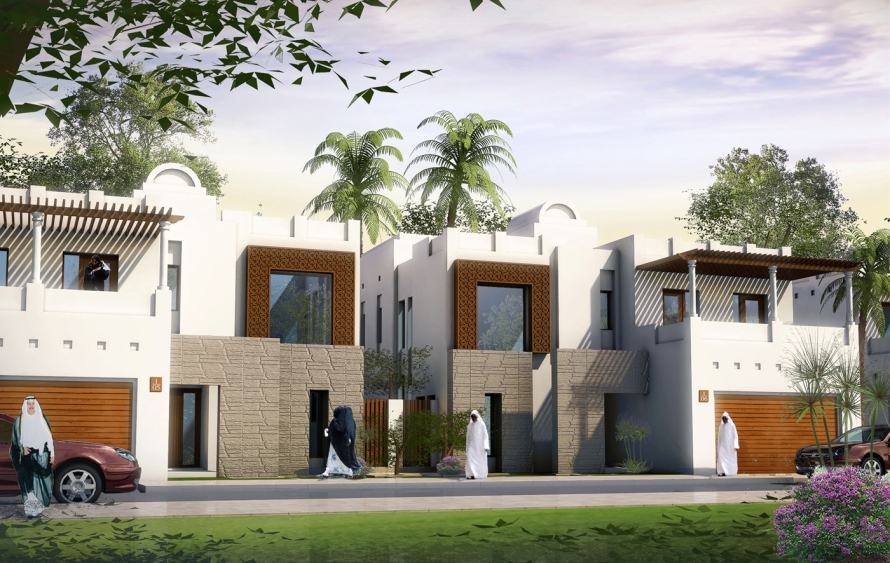Al-Bateen-4-Bed-Room-Villas