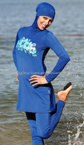 New_Arrivals_Modest_Women_Muslim_Swimsuits_and_Swimwear