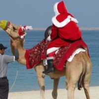 The Twelve Days of a Middle Eastern Oil Country Christmas