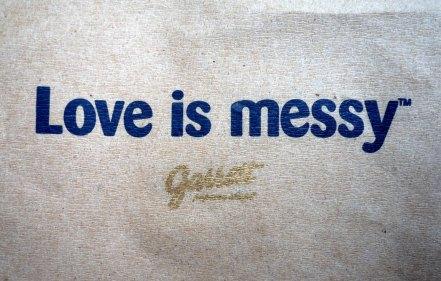 LoveIsMessy